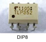 IGBT/MOSFET栅极驱动耦合器产品相片: TLP352.