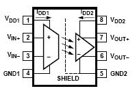 A7840功用方框图