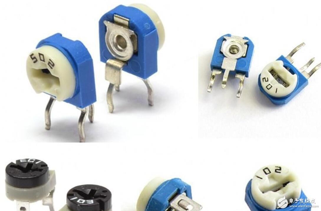 可调电阻效果是什么_可调电阻参数介绍