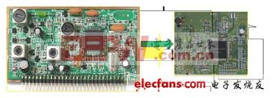 DSP调谐器电路比传统调谐器大幅减小